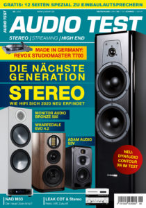 AUDIO TEST Magazin HiFi 06/2020 August