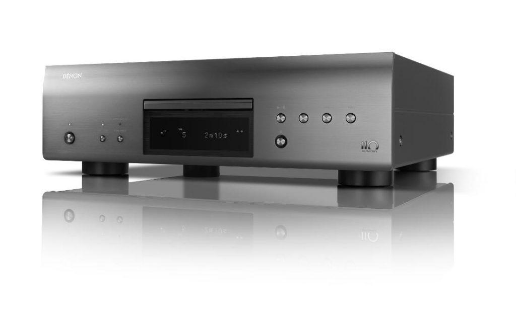 SACD-Player Denon DCD-A110 News Test Review Amp