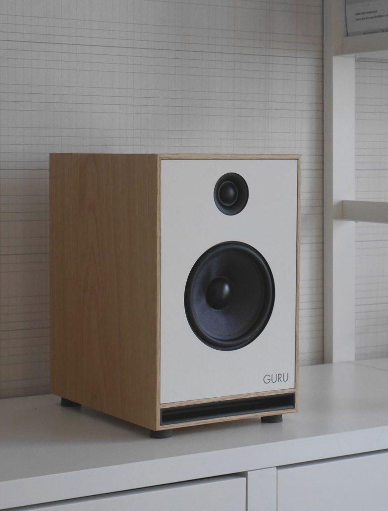 Guru Junior Lautsprecher Speaker ATR Audio Trade News Test Review