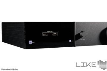 Test Lyngdorf Audio TDAI-2170 Vollverstärker Amp Verstärker Raumkorrektur