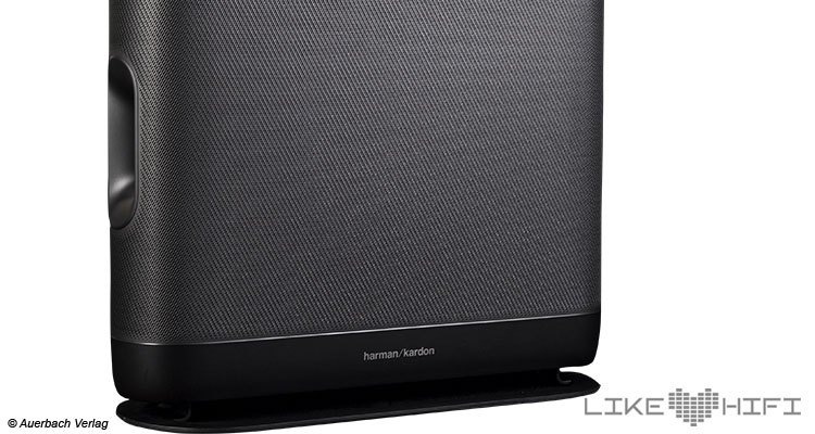 Harman Kardon Surround - Subwoofer Heimkinoset System Test Review Heimkinosystem