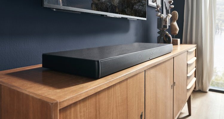 canton smart sounddeck 100 News Test review soundbar atmos dolby multiroom