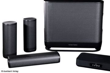 Harman Kardon Surround Heimkinoset System Test Review Heimkinosystem