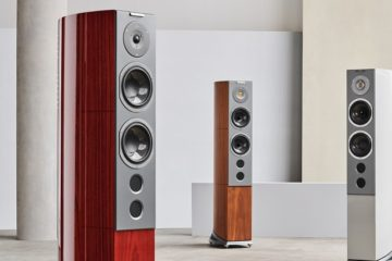 Audiovector R6 Serie Speaker Standlautsprecher in-akustik News Test Review