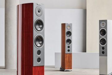Audiovector R6 Serie Speaker Standlautsprecher in-akustik News Test Review