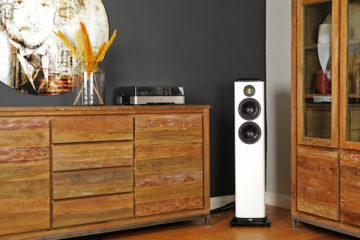 Elac Vela FS 408 Box Speaker News Test Review Standlautsprecher