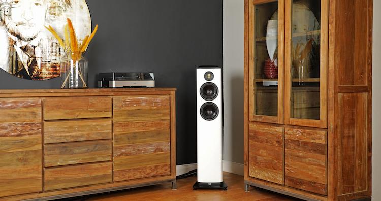 Elac Vela FS 408 Box Speaker News Test Review Standlautsprecher
