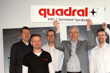 quadral team Loxone Übernahme Semmelhaack Reckert