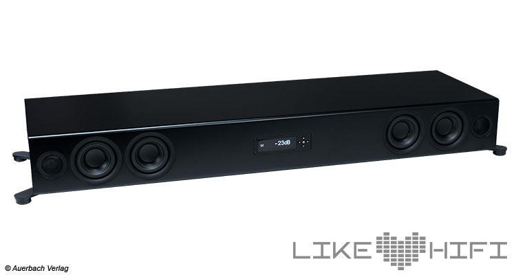 Nubert nuPro XS-7500 Soundbar TV Lautsprecher Test Review Kaufberatung