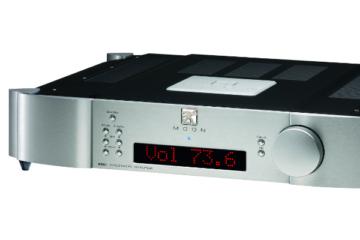 MOON 600i V2 Vollverstärker Amp 40th Anniversary Edition Simaudio