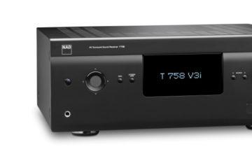 NAD T758 V3i AV-Receiver AVR