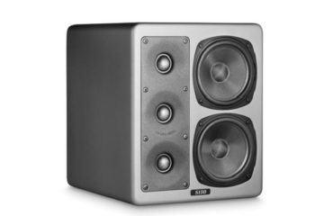 M&K Sound S150 25 Years Limited Silver Edition Miller Kreisel Monitor Lautsprecher Speaker