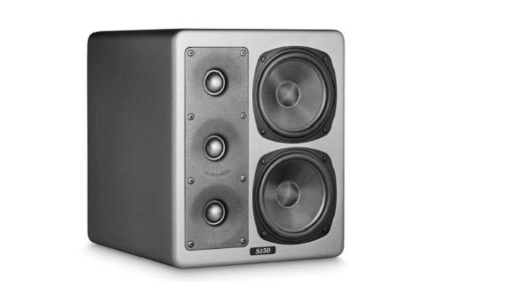 M&K Sound S150 25 Years Limited Silver Edition Miller Kreisel Monitor Lautsprecher Speaker