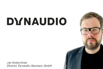 Jan Kretschmer Dynaudio Director Germany