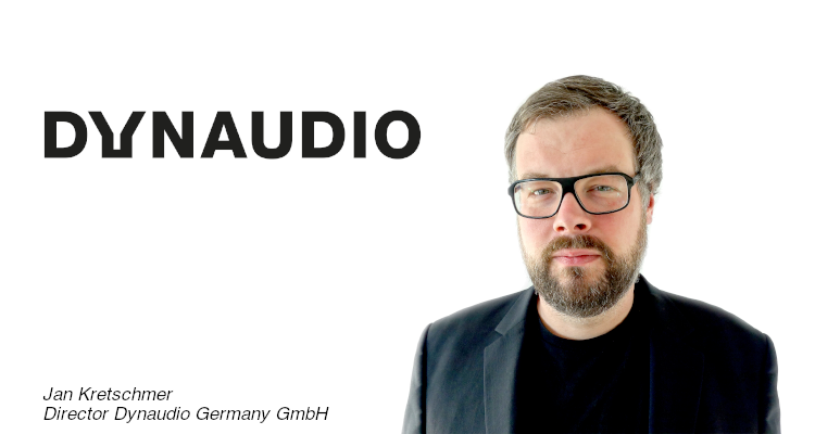 Jan Kretschmer Dynaudio Director Germany