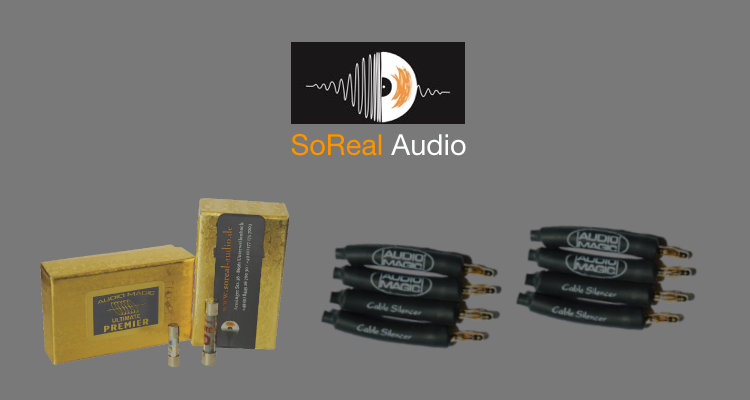 SoReal Audio HiFi Zubehör Audio Magic Tuning