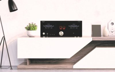 Advance Paris A10 Classic Vollverstärker Stereo HiFi Amp News Test Review