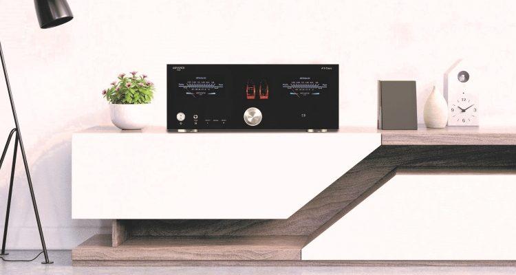 Advance Paris A10 Classic Vollverstärker Stereo HiFi Amp News Test Review