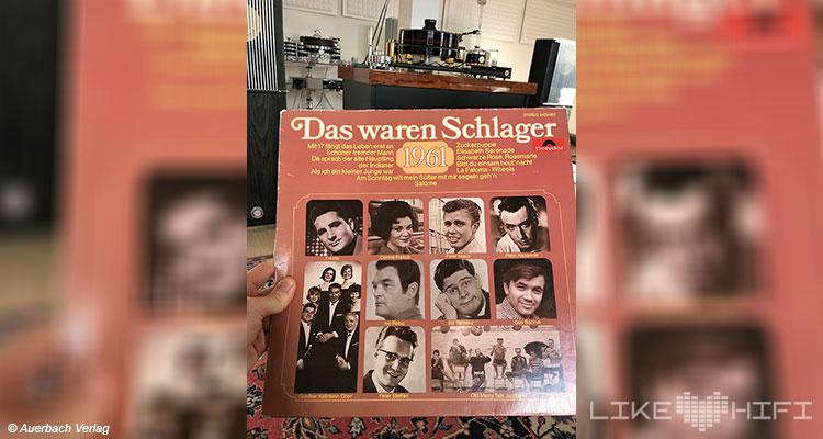 Acoustic Solid Plattenspieler Vor Ort Besuch Altdorf Showroom Hörraum Turntable Tonmaschinenbau Wirth Vinyl Schlager 1960