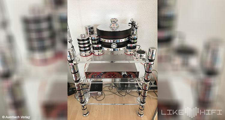 Acoustic Solid Plattenspieler Vor Ort Besuch Altdorf Showroom Hörraum Turntable Tonmaschinenbau Wirth