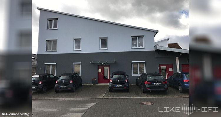 Acoustic Solid Plattenspieler Vor Ort Besuch Altdorf Showroom Hörraum Tonmaschinenbau Wirth
