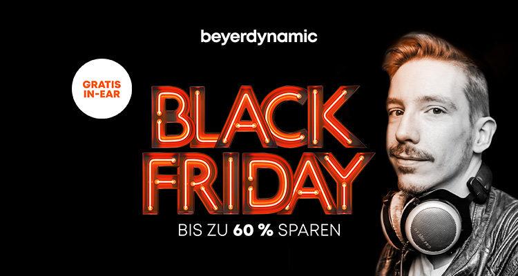 Beyerdynamic Black Friday Aktion Kopfhörer Kaufen Sale Shop Rabatt