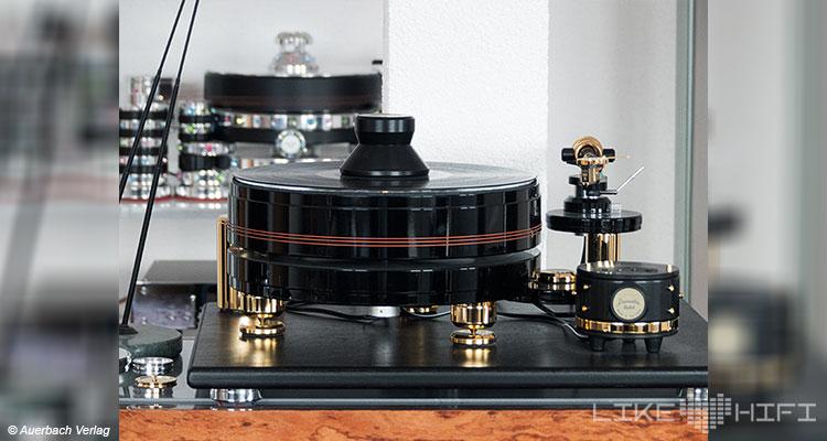 Acoustic Solid Plattenspieler Vor Ort Besuch Altdorf Showroom Hörraum Vinyl Turntable Tonmaschinenbau Wirth High End