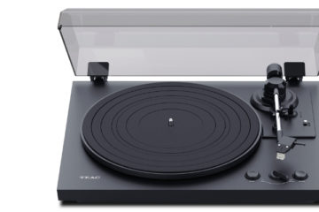 TEAC TN-175 - Plattenspieler Turntable News Test Review