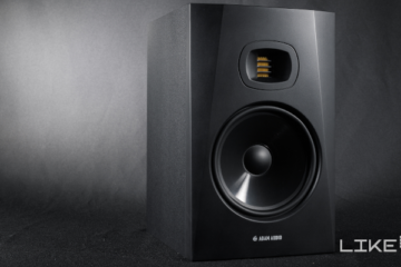 Adam Audio T8V Test Review Lautsprecher Aktiv Monitor Studio Nahfeld