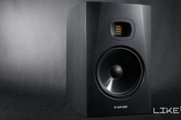 Adam Audio T8V Test Review Lautsprecher Aktiv Monitor Studio Nahfeld