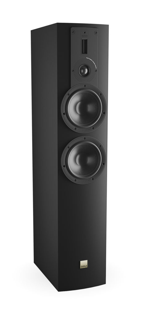 Dali Rubicon 6 Black Edition Schwarz Limited Limitiert News Test Review