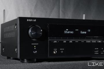 Denon AVR-X1600H AV-Receiver 7.2-Kanal Test Review AVR Heimkino