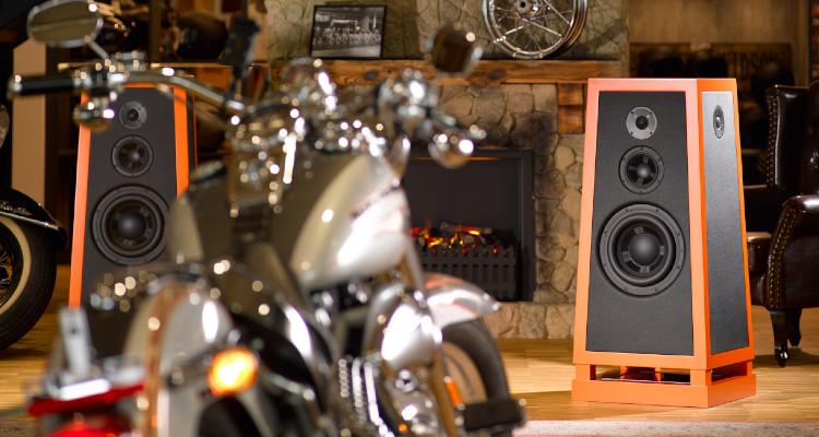Nubert nuPyramide 717 Exclusiv Lautsprecher Biker Edition Kaufen News Test Review