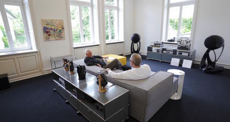 ATR Audio Trade Showroom Eltville