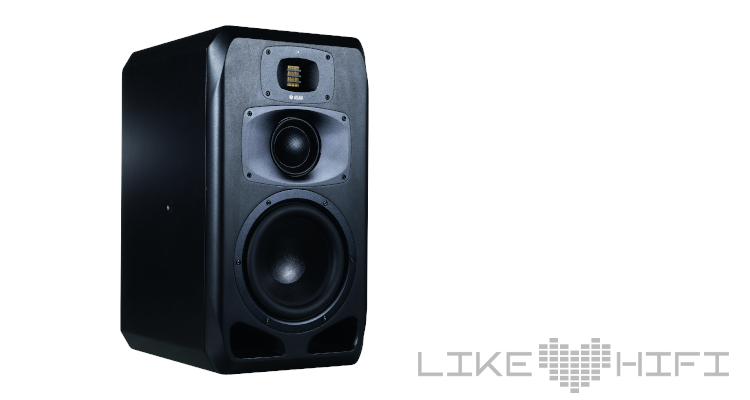 Adam Audio S3V Lautsprecher Kompakt Nahfeld Monitor Speaker Review Test