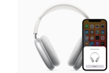 Apple AirPods Max Kopfhörer mit iPhone News Test Review