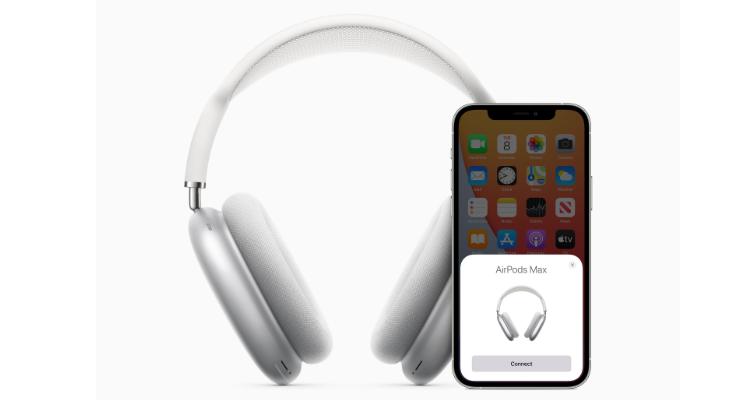 Apple AirPods Max Kopfhörer mit iPhone News Test Review