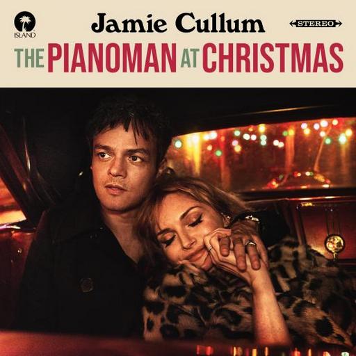 Jamie Cullum - The Pianoman At Christmas Cover Artwork