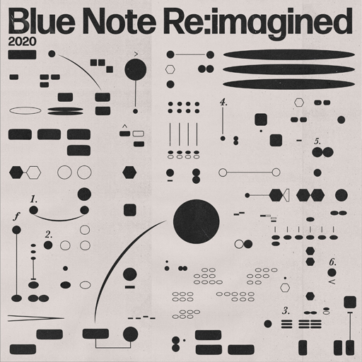Blue Note Re:imagined Cover Artwork