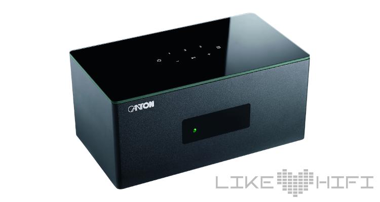 Canton Smart Amp 5.1 AV-Verstärker wireless kabellos AVR Heimkino Test News Review