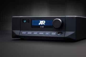 Cyrus XR-Serie Vorverstärker Cyrus Pre-XR Audio Amp Amplifier News Test Review Preamp XR-Series