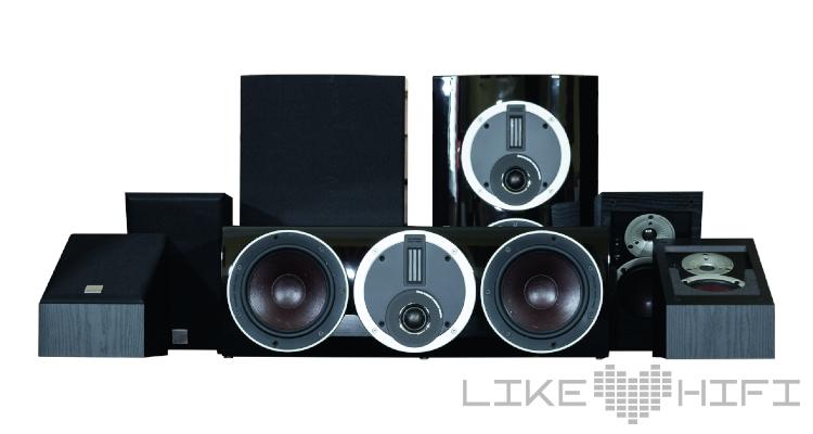 Dali Rubicon 6 5.1.4 Surround Lautsprecher Set Atmos System 5.1 Speaker Review Test