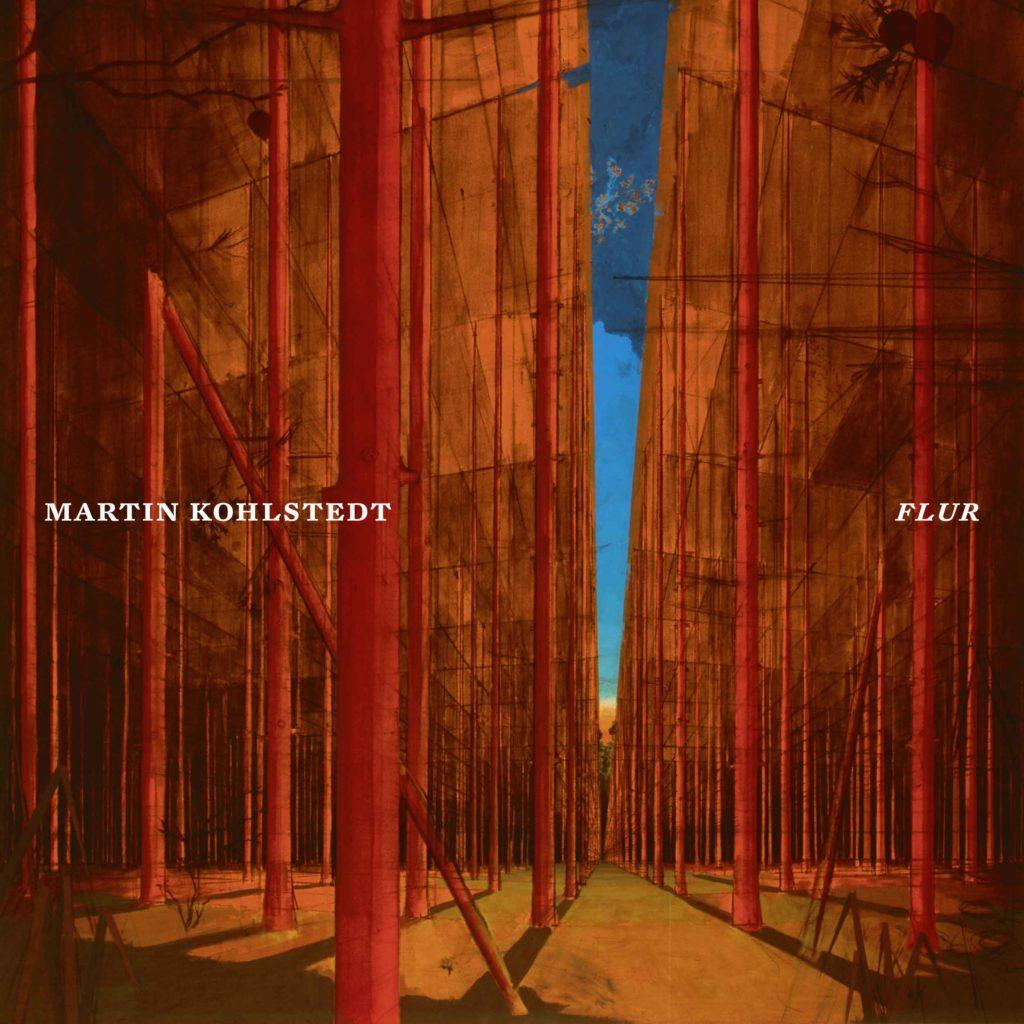 Martin Kohlstedt Flur Cover Artwork CD