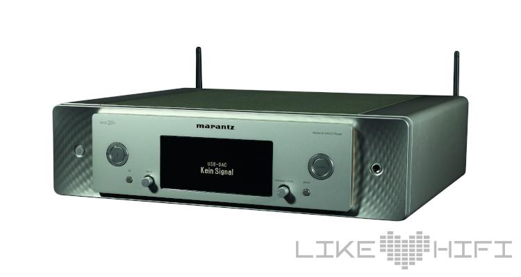 Marantz Netzwerk SACD Player SACD 30n Streamer Review Test