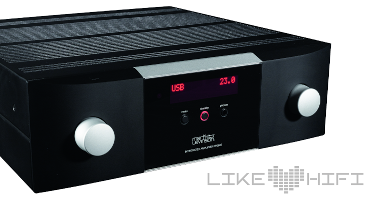 Mark Levinson No. 5805 Verstärker Amp Review Test