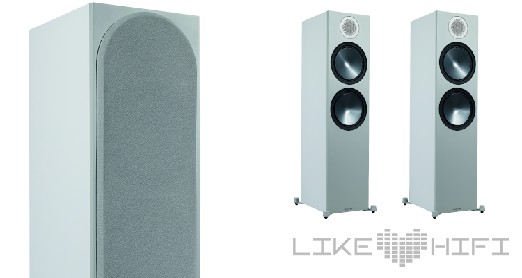 Monitor Audio Bronze 500 Stand Lautsprecher Speaker Review Test
