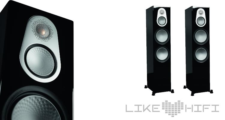Monitor Audio Silver 500 Stand Lautsprecher Speaker Review Test