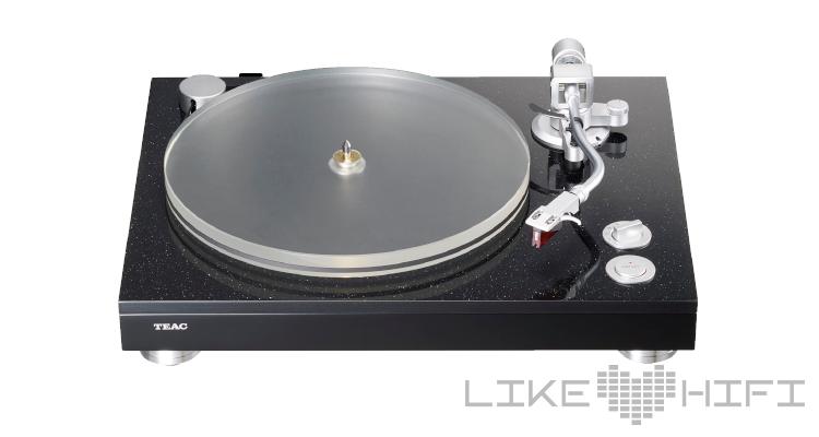 TEAC TN-5BB Plattenspieler Turntable Hifi Review Test