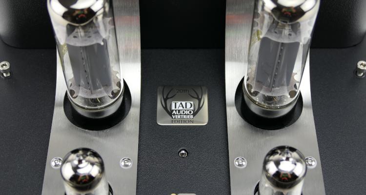 Unison Research Simply Italy TAD Jubiläumsedition Röhrenverstärker Amp kaufen news Test Review