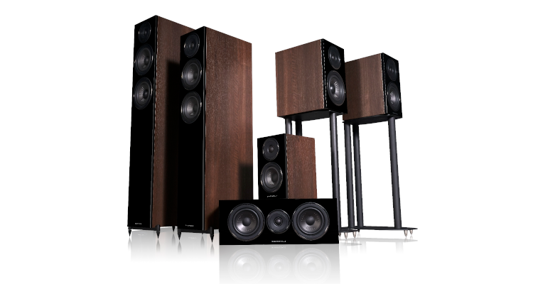 Wharfedale Diamond 12 Series 2020 Upgrade Test News Review Speaker